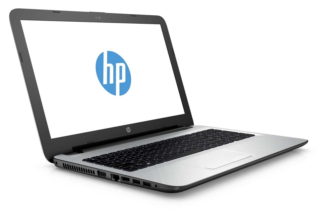 HP 15-ac186nf à 499€, PC portable 15 pouces Radeon R5 Core i3