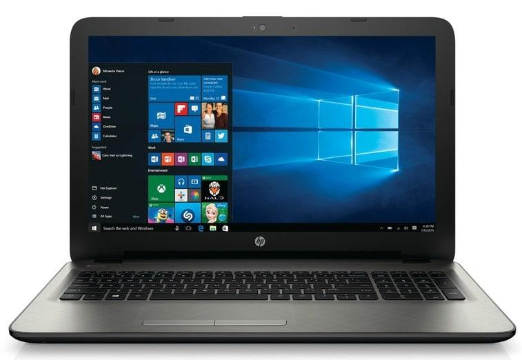 "<span class=""toptagtitre""><del>Soldes 599€ ! </span>HP 15-ac605nf à 699€, PC portable 15 pouces Full HD mat i5 & 8 Go</del>"