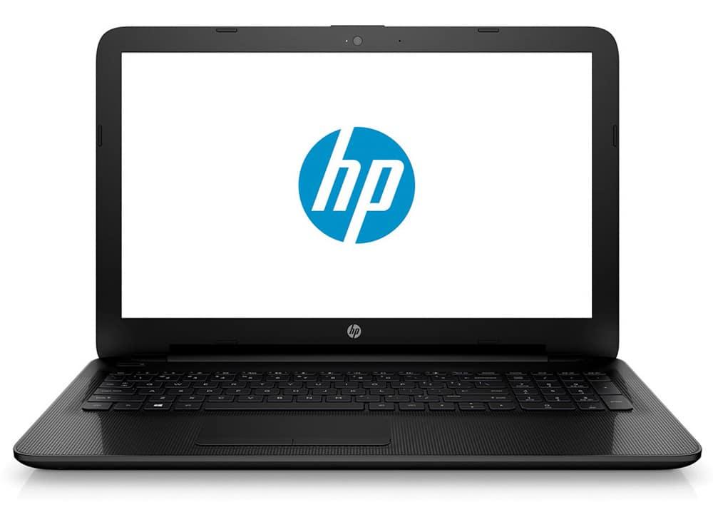 HP 15-af121nf à 329€, PC portable 15 pouces bureautique noir