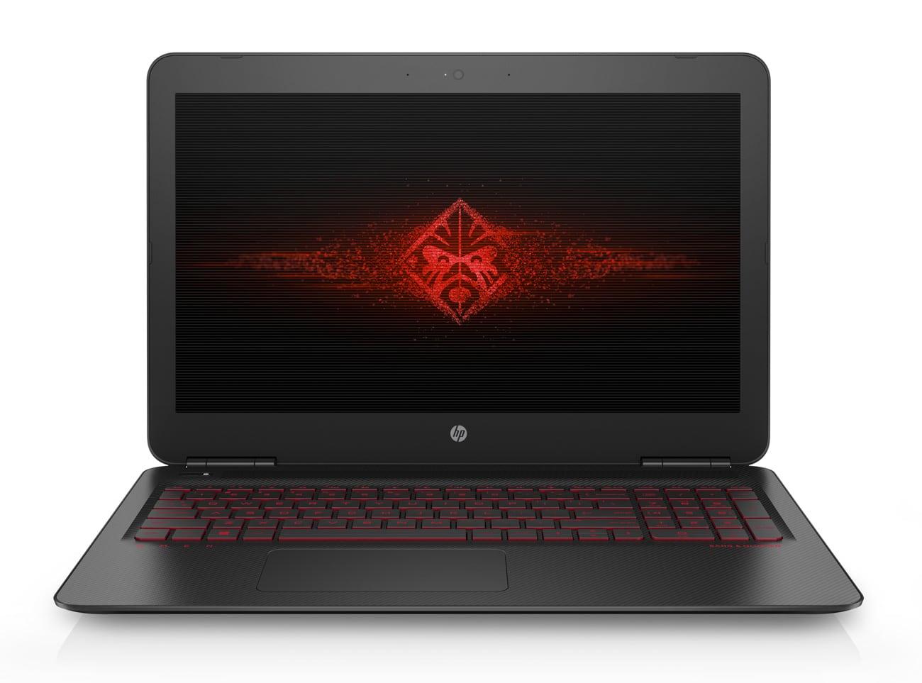 HP Omen 15-ax050nf, PC portable 15 pouces joueur Quad Core (599€)