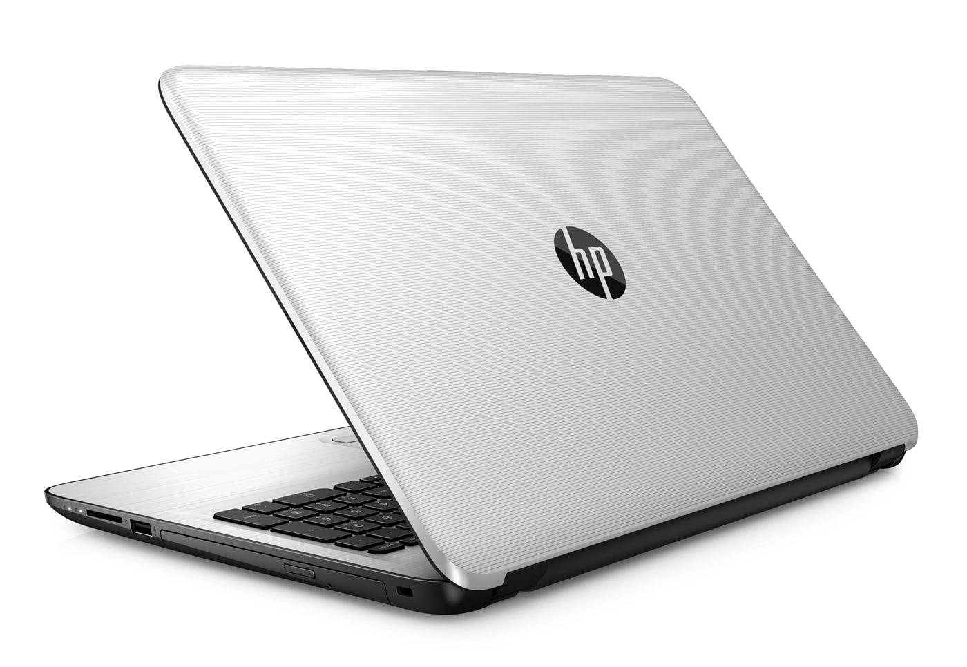 HP 15-ba013nf, PC portable 15 pouces bureautique blanc à 391€