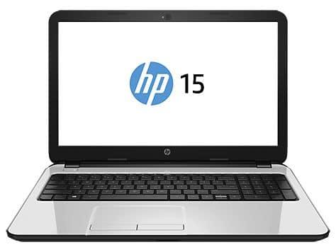 """HP 15-r040nf, 15.6"""" avec Core i3 et disque dur de 500 Go à 399€"""