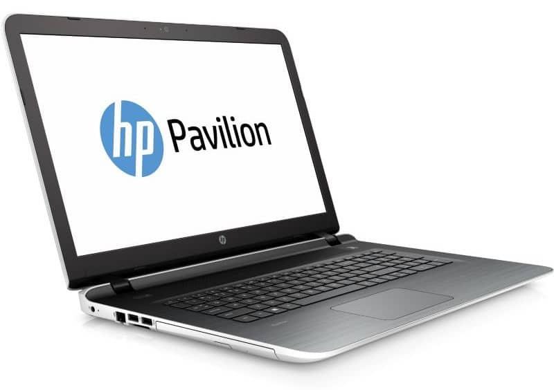 HP Pavilion 17-g181nf à 499€, PC portable 17 pouces avec Radeon R7