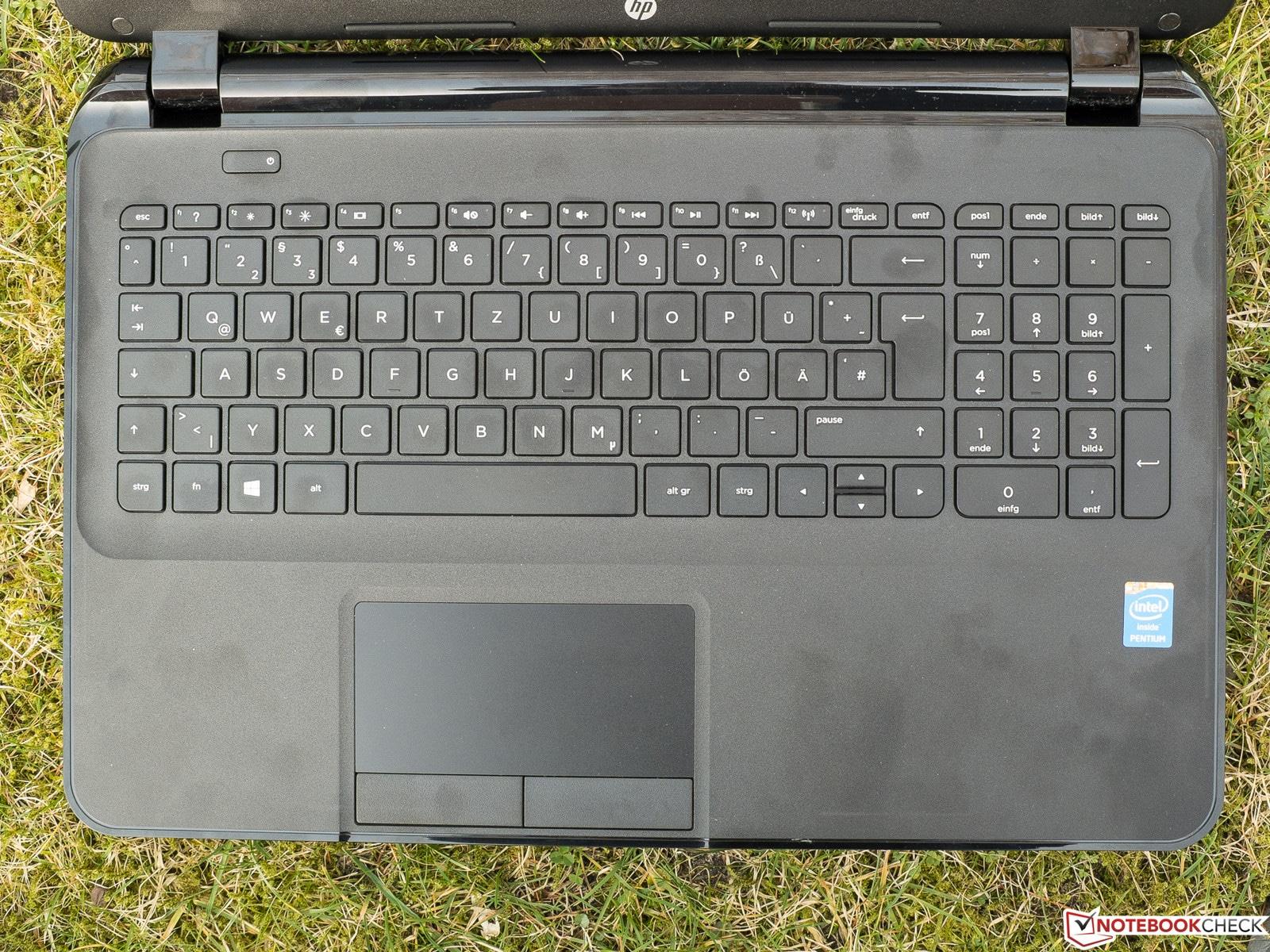 Revue de presse des tests publiés sur le Web (HP 250 G2 Fanless)
