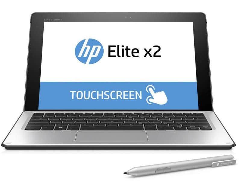 HP Elite X2 1012 G1 (L5H19EA), ultraportable/tablette 12 pouces Pro SSD à 1349€