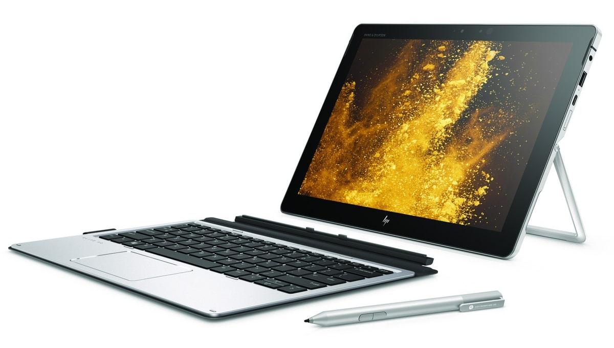 HP Elite X2 1012 G2, nouvel Ultrabook hybride/Tablette conçu pour les Pro