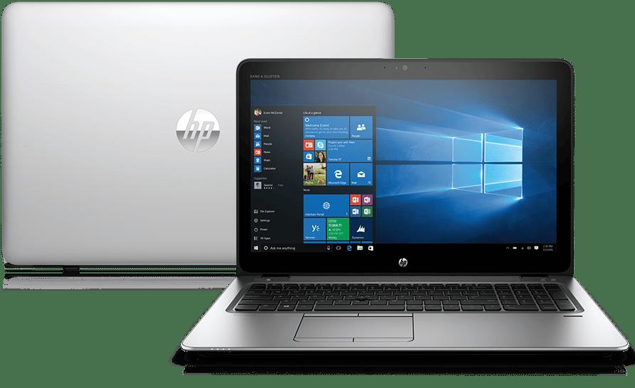 HP EliteBook 800 G4, nouvelle gamme Pro de 12 à 15 pouces avec Kaby Lake