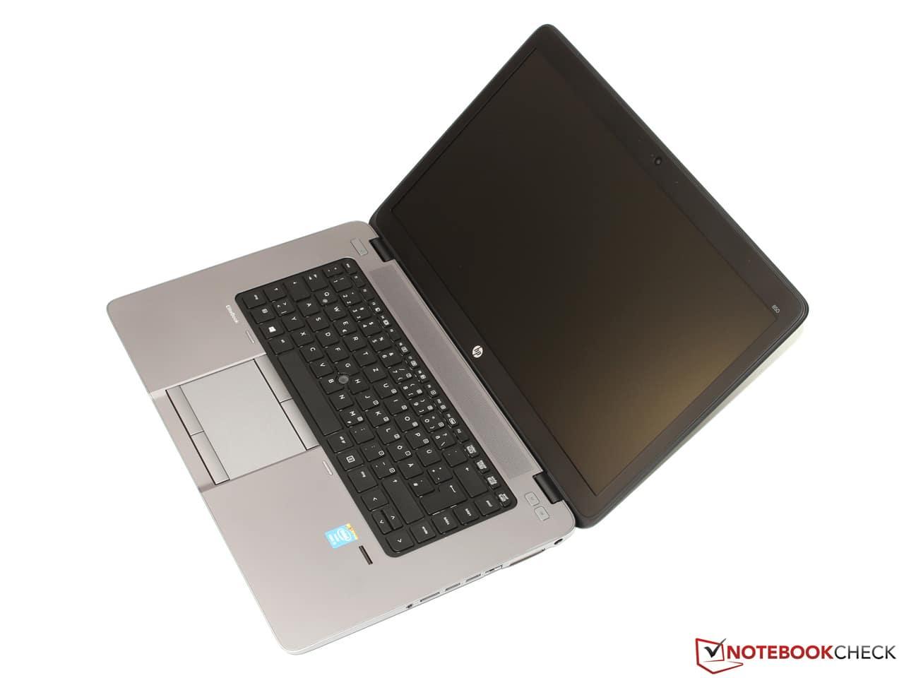 Revue de presse des tests publiés sur le Web (HP EliteBook 850)