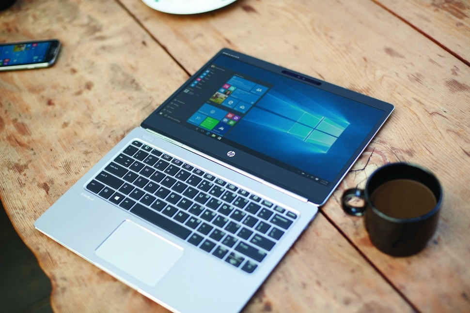 "CES 2016 : HP Elitebook Folio, un Ultrabook 12.5"" avec Core M Skylake et SSD"