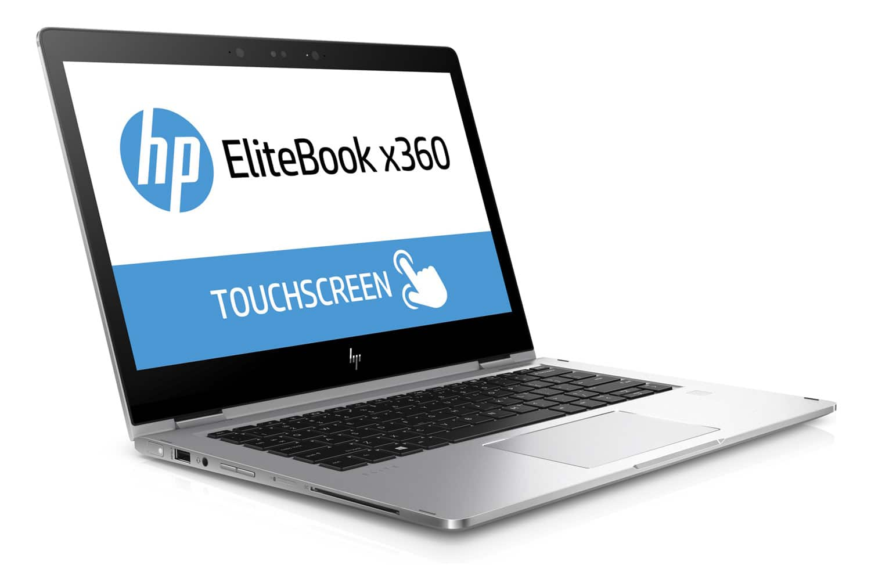 HP EliteBook x360 1030 G2, IPS/Tablette SSD 512 Kaby Pro 16h (1442€)