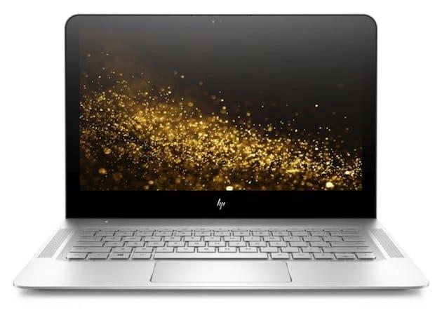 HP Spectre 13 x360 et Envy 13, nouveaux Ultrabooks Kaby Lake