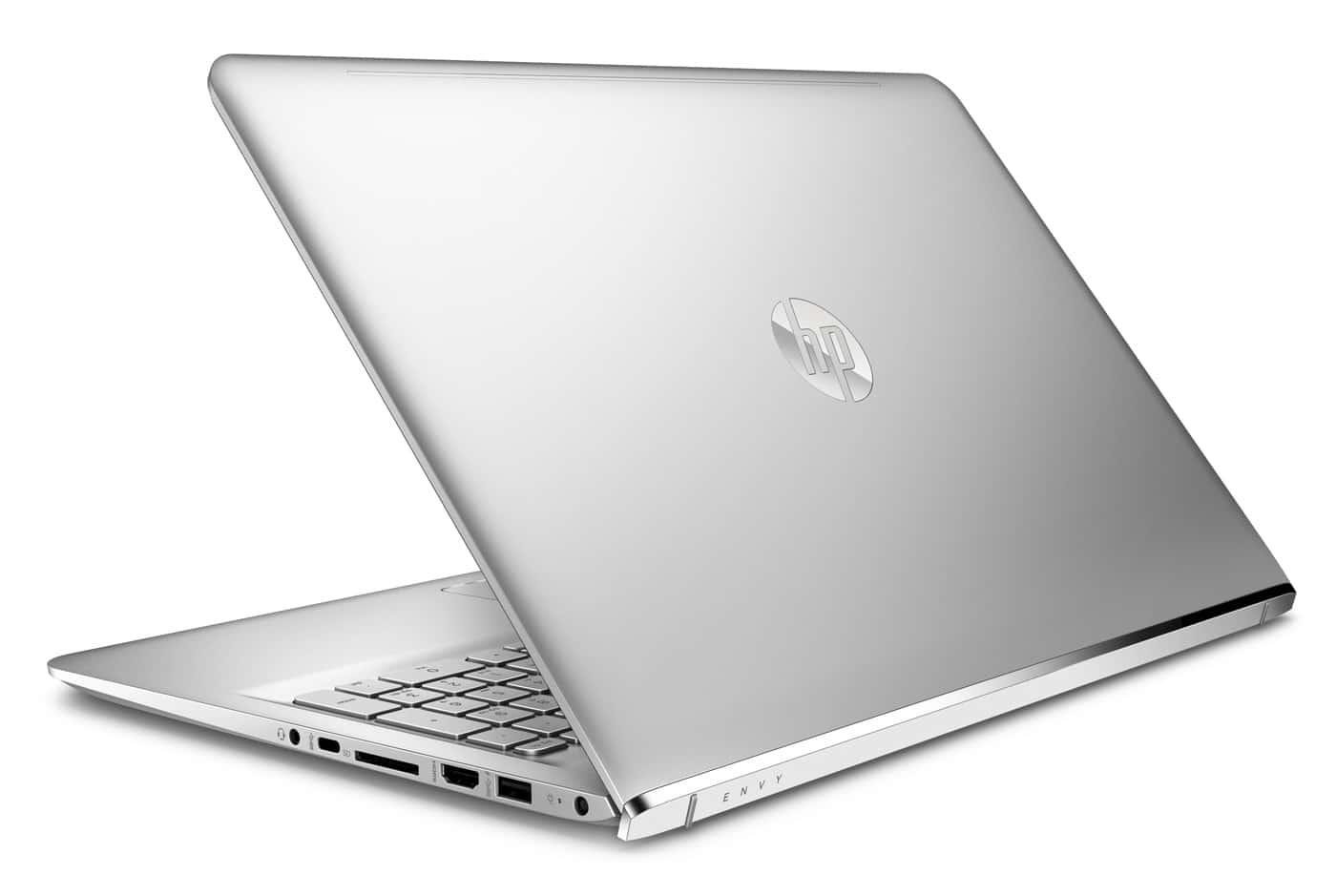 HP Envy 15-as008nf, Ultrabook 15 pouces IPS SSD 256 Core i7 Iris 9h argent à 949€