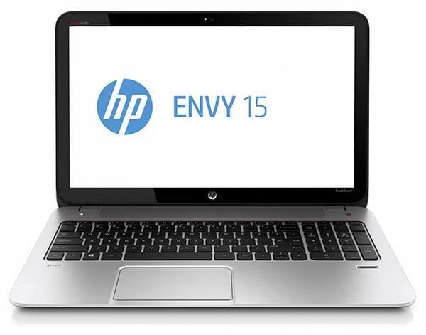 """<span class=""""tagtitre""""><del>Promo 749€ (-100€ ODR) - </span>HP Envy 15-j168nf à 799€, PC portable 15 pouces Full HD</del>"""