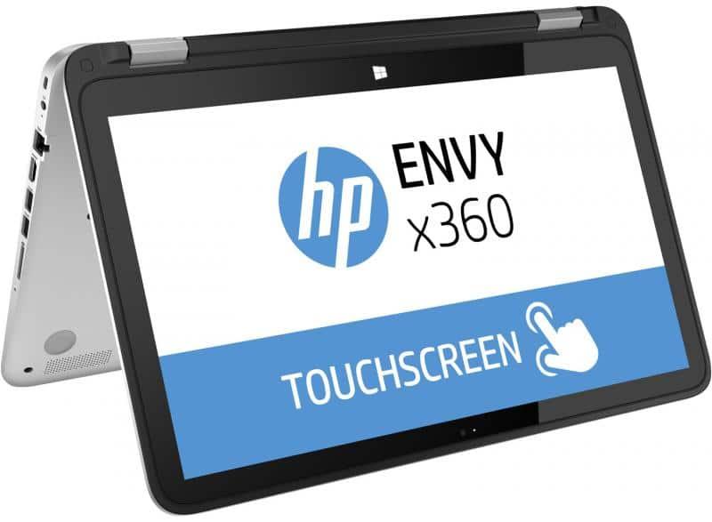 Revue de presse des tests publiés sur le Web (HP Envy 15 x360)