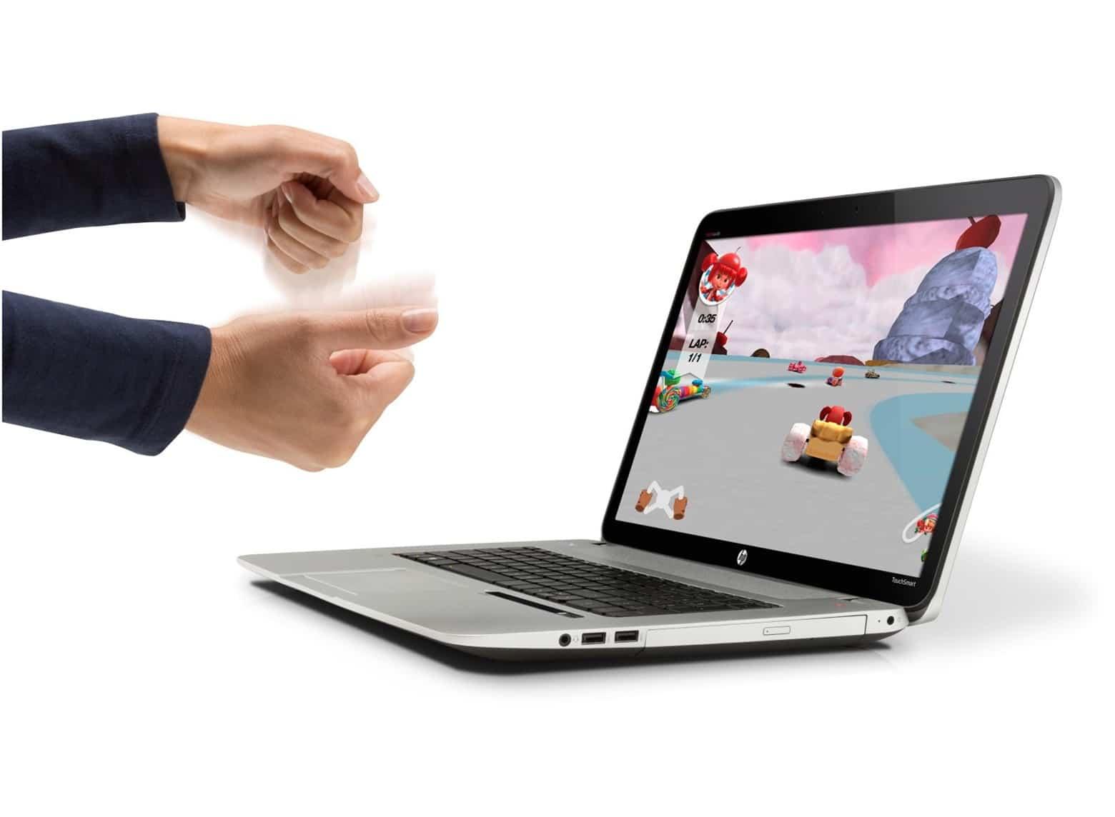 HP Envy 17-j103ef Leap Motion, 17'' avec Core i5, GT 750M, clavier rétro-éclairé à 715€ (promo)