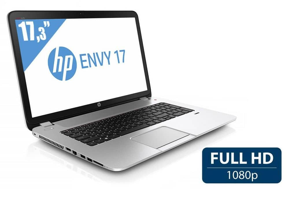 """<span class=""""toptagtitre""""><del datetime=""""2014-07-12T11:08:22+00:00"""">Soldes 888€(-100€ ODR) ! </span></del>HP Envy 17-j106sf, 17.3"""" Full HD mat à 1099€ : i7, 8 Go, 740M, SSD/1 To, Blu-Ray"""
