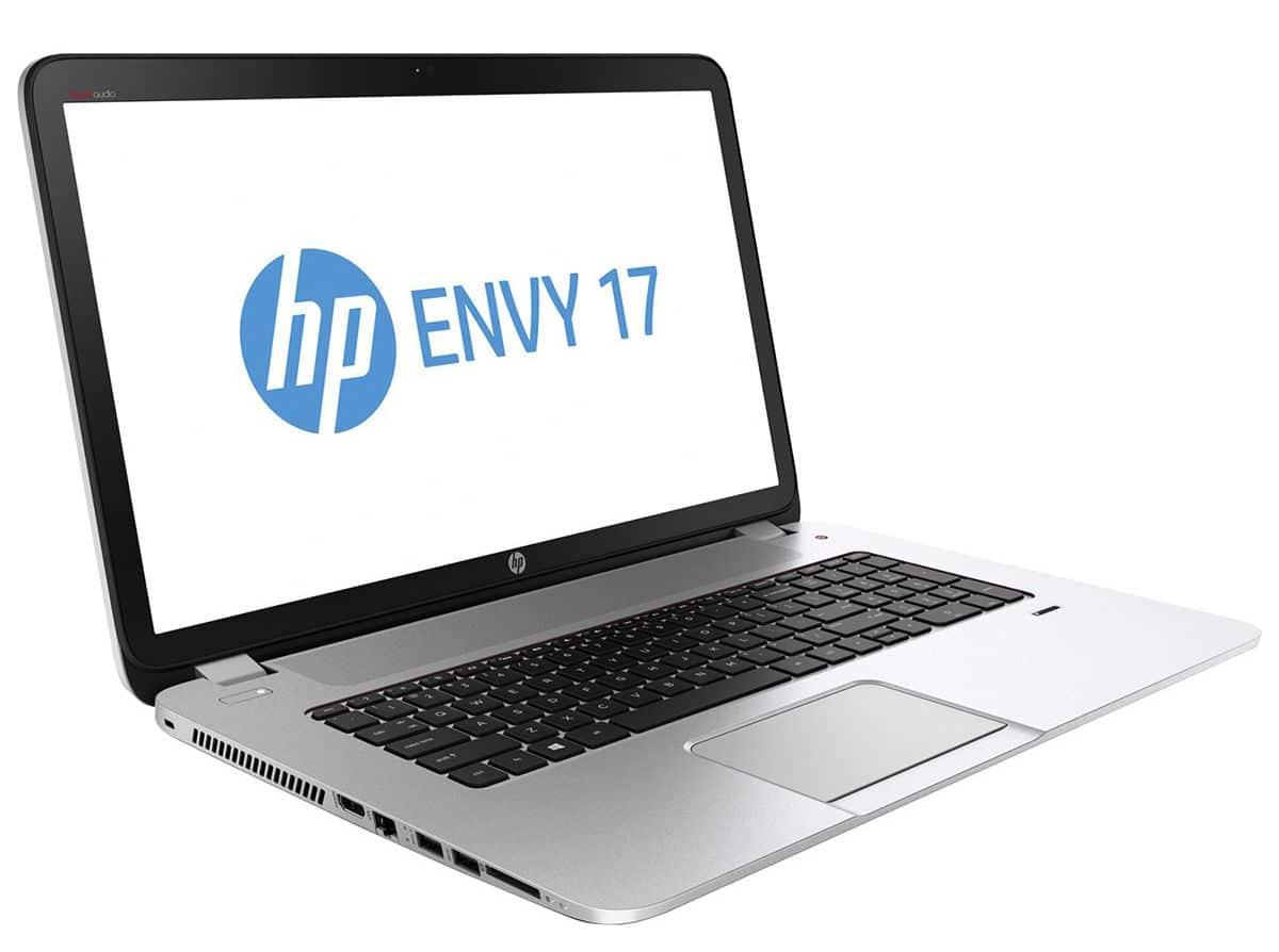 """HP Envy 17-j188sf Leap Motion à 799€, 17.3"""" polyvalent avec Core i5 Haswell, GT 750M"""