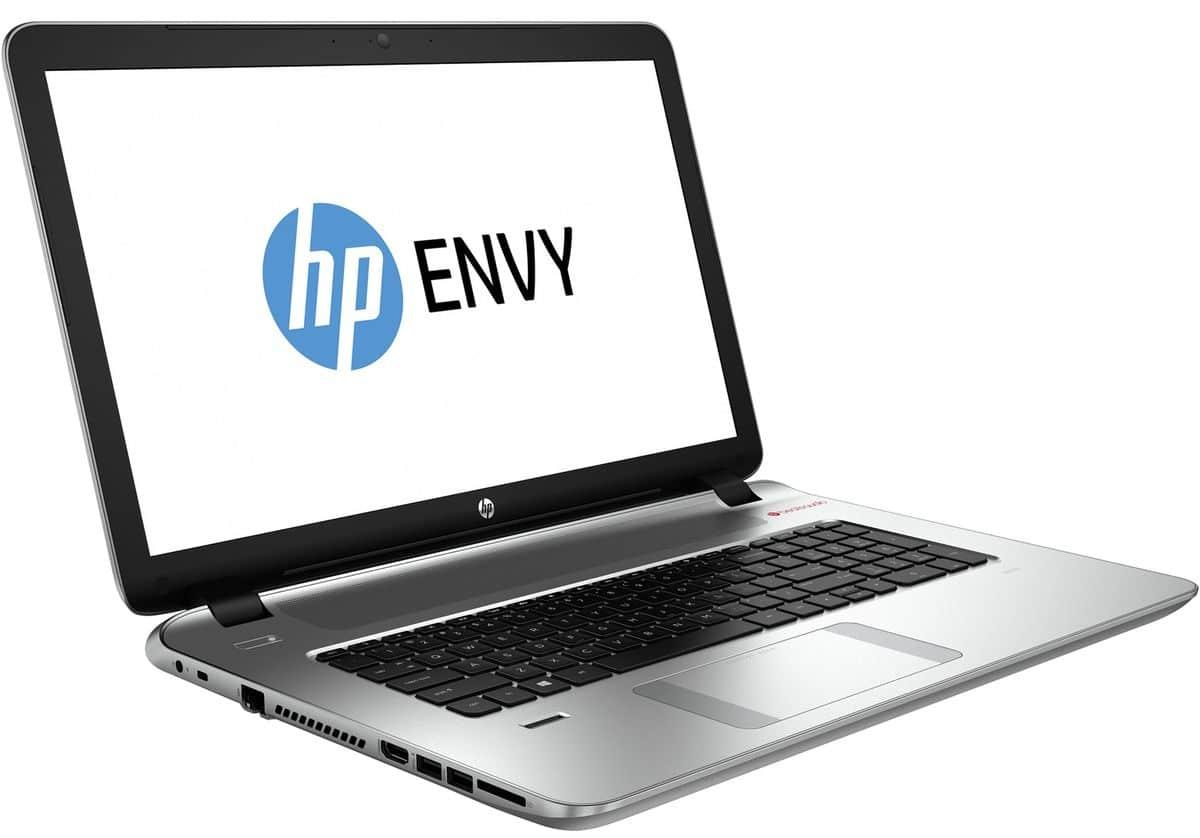 """<span class=""""tagtitre"""">Promo 799€ - </span>HP Envy 17-k211nf, PC portable 17 pouces polyvalent à 899€"""
