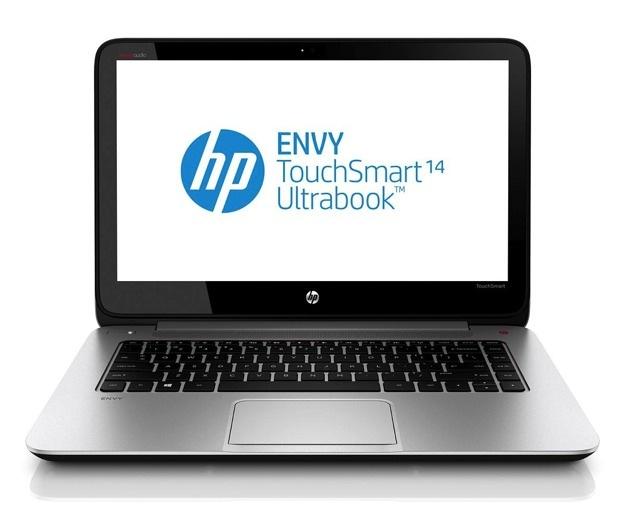 HP Envy TouchSmart 14 avec écran 3200x1800 et Pavilion TouchSmart 11 avec APU AMD Temash