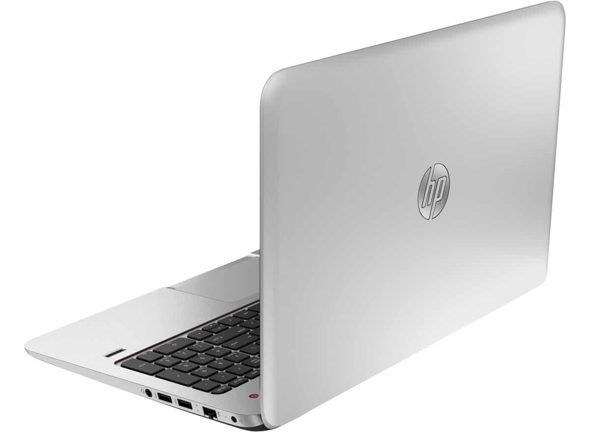 """HP Envy TouchSmart 15-j170nf, 15.6"""" Full HD tactile à 1099€ : 16 Go, Core i7 Quad Haswell, GT 750M, SSHD 1 To"""