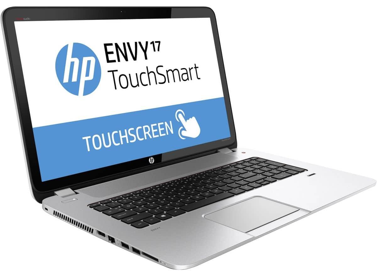 """<span class=""""toptagtitre""""><del datetime=""""2014-07-18T13:40:02+00:00"""">Soldes 799€ ! </span></del>HP Envy TouchSmart 17-j102sf, 17.3"""" tactile à 999€ avec Core i7, 6 Go, GT 740M"""