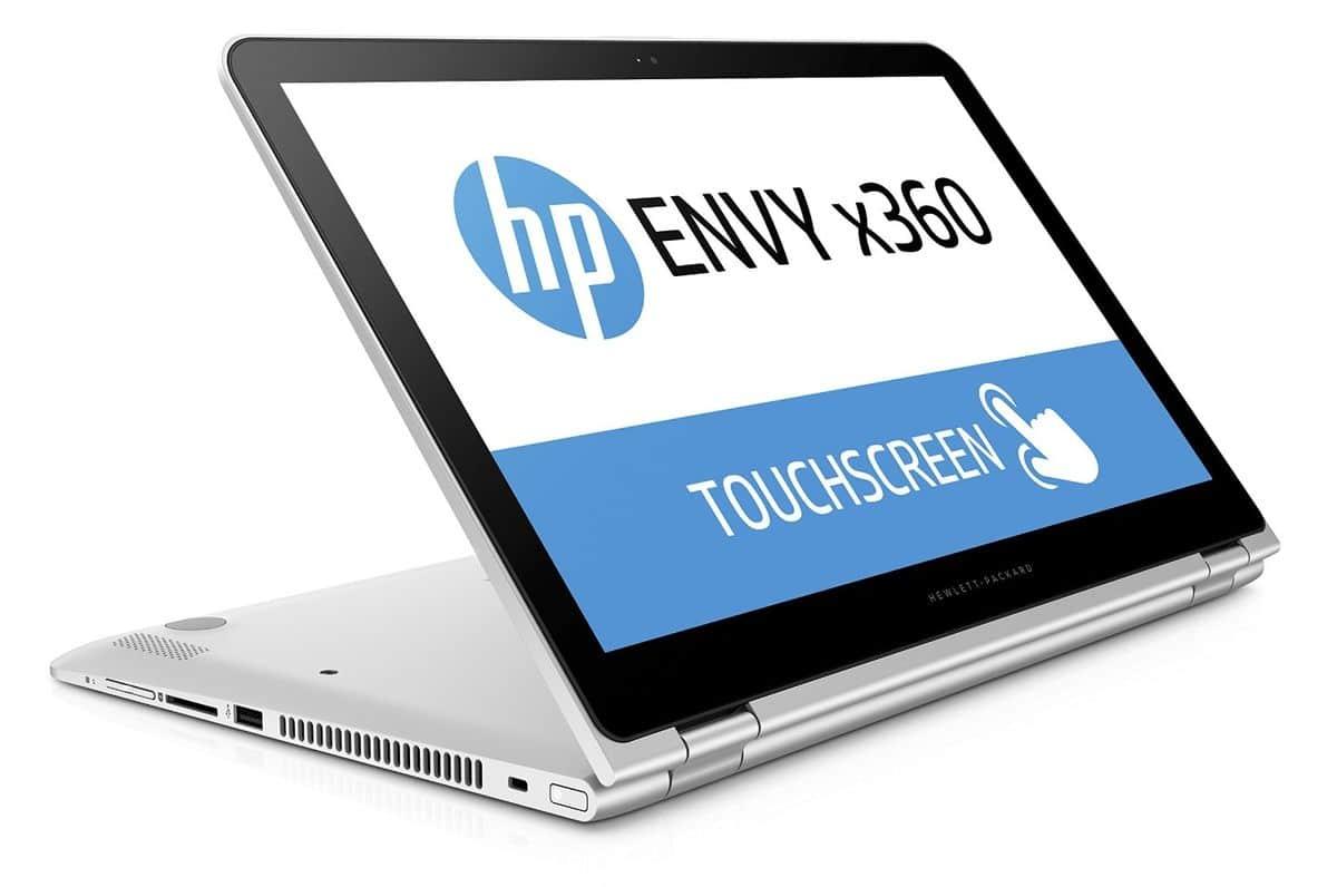 "<span class=""tagtitre"">Promo 699€ - </span>HP X360 15-w100nf , PC portable 15 pouces tactile/Tablette Skylake"