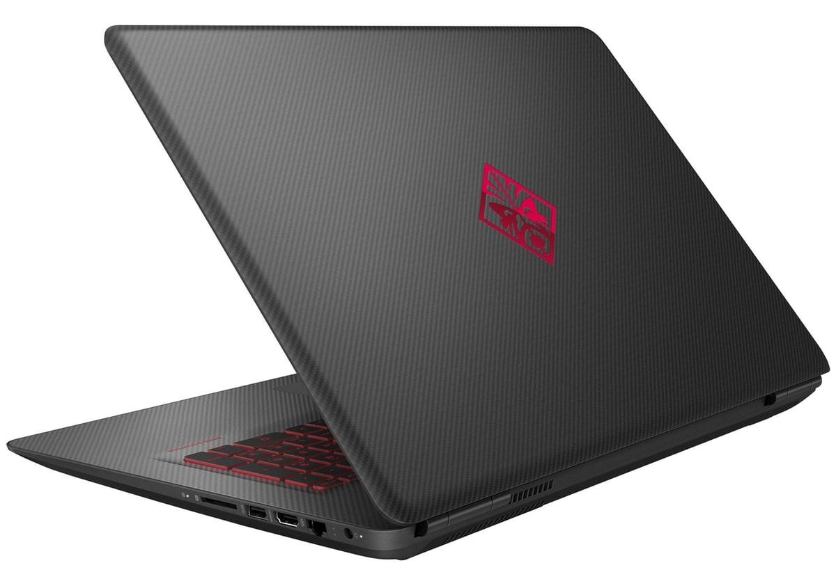 HP Omen 17, nouveau PC portable 17 pouces IPS avec GTX 1060 ou 1070 Pascal