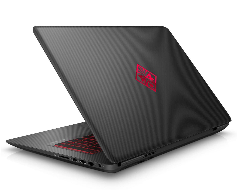 HP Omen 17-W105nf, PC portable 17 pouces GTX 1070 SSD Quad (1299€)