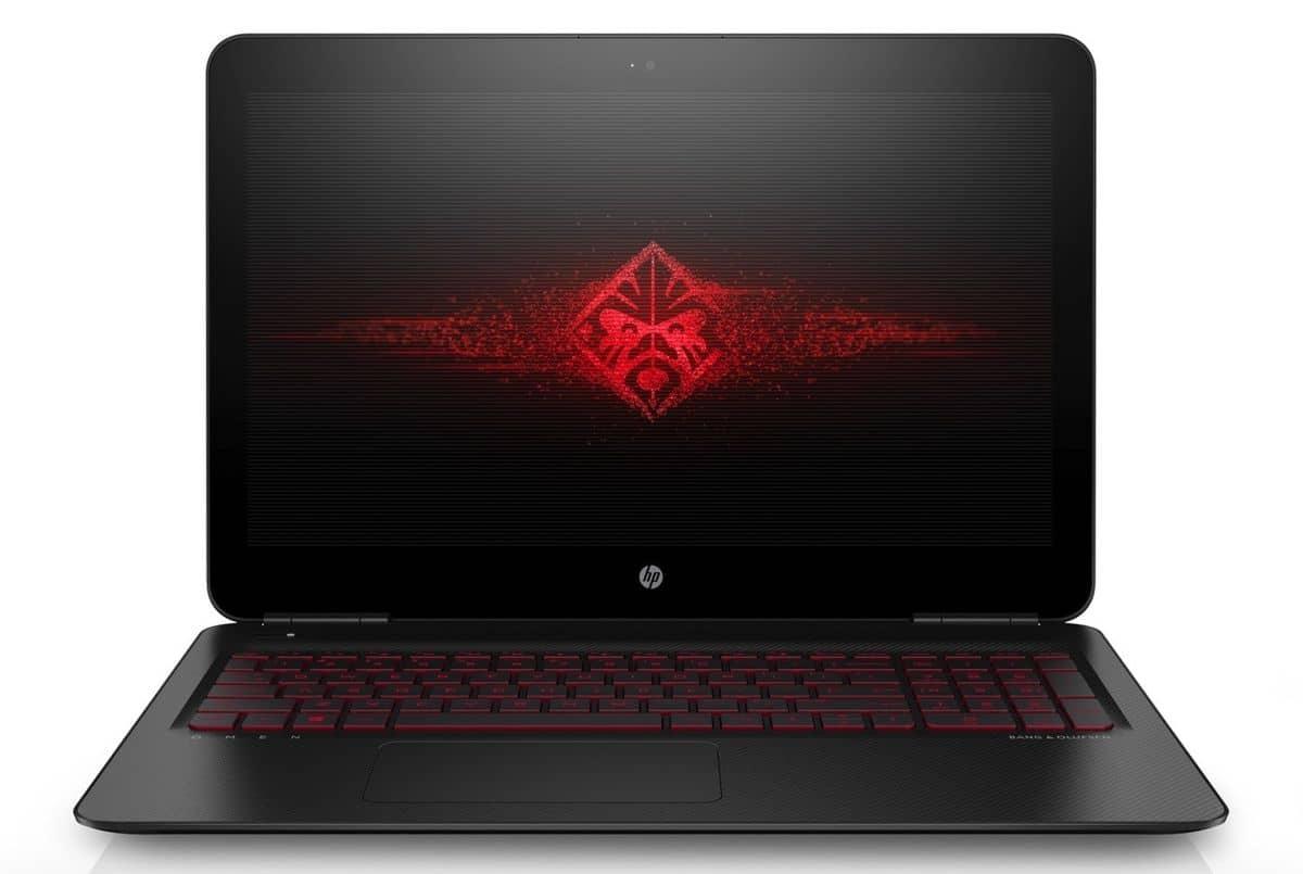 HP Omen, de nouveaux PC portables gamer 15 et 17 pouces IPS