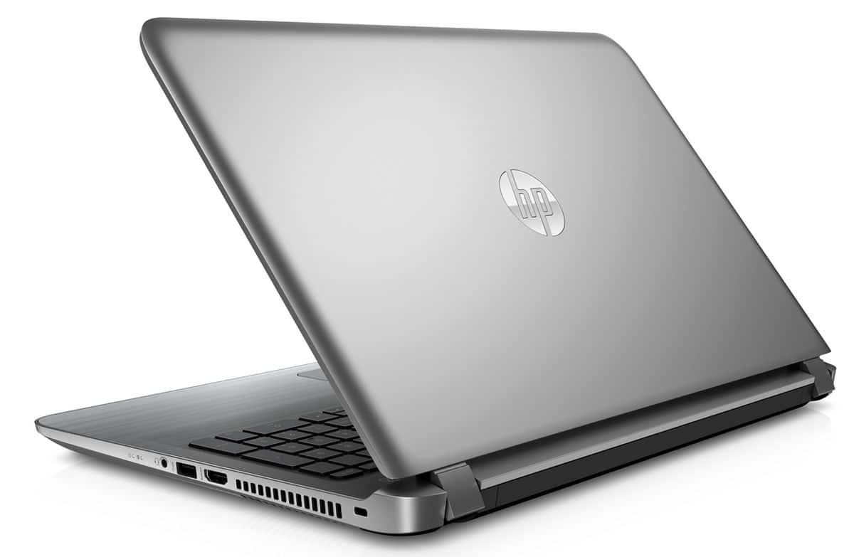 HP Pavilion 15-ab016nf, PC portable 15 pouces Full HD polyvalent à 999€