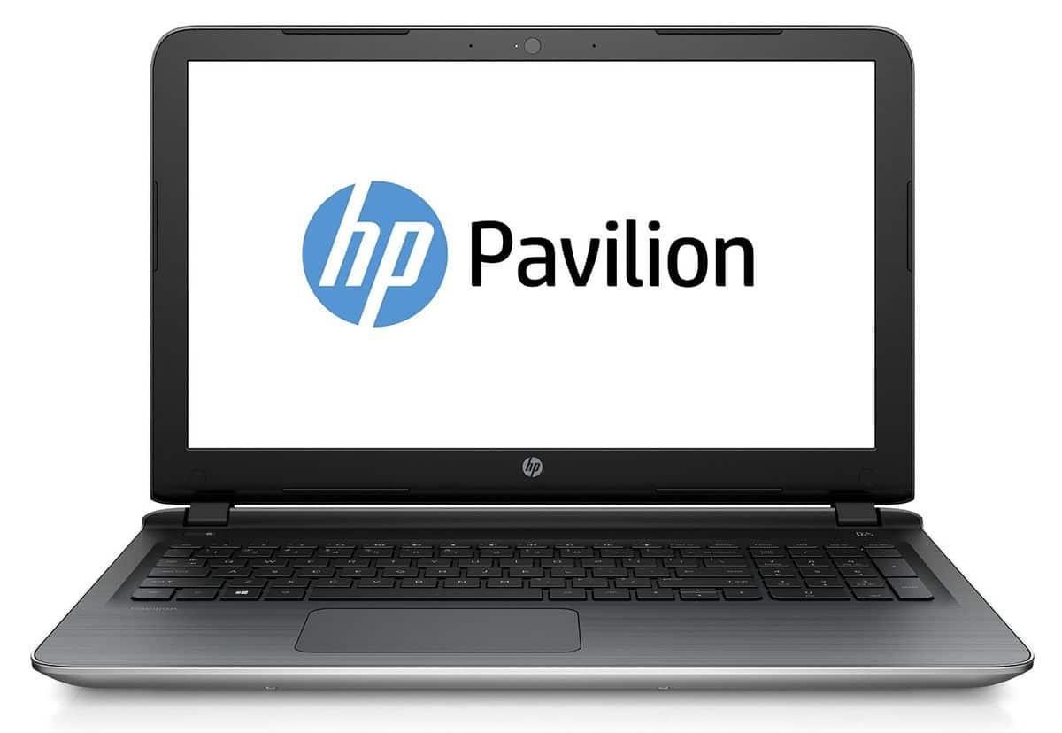 """<span class=""""tagtitre""""><del>Soldes 599€ - </span>HP Pavilion 15-ab207nf, PC portable 15 pouces 2000 Go 940M i5</del>"""