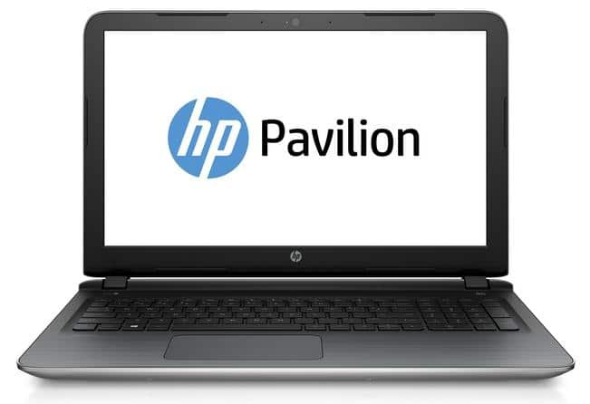 HP Pavilion 15-ab222nf à 799€, PC portable 15 pouces 2 To Core i5 940M