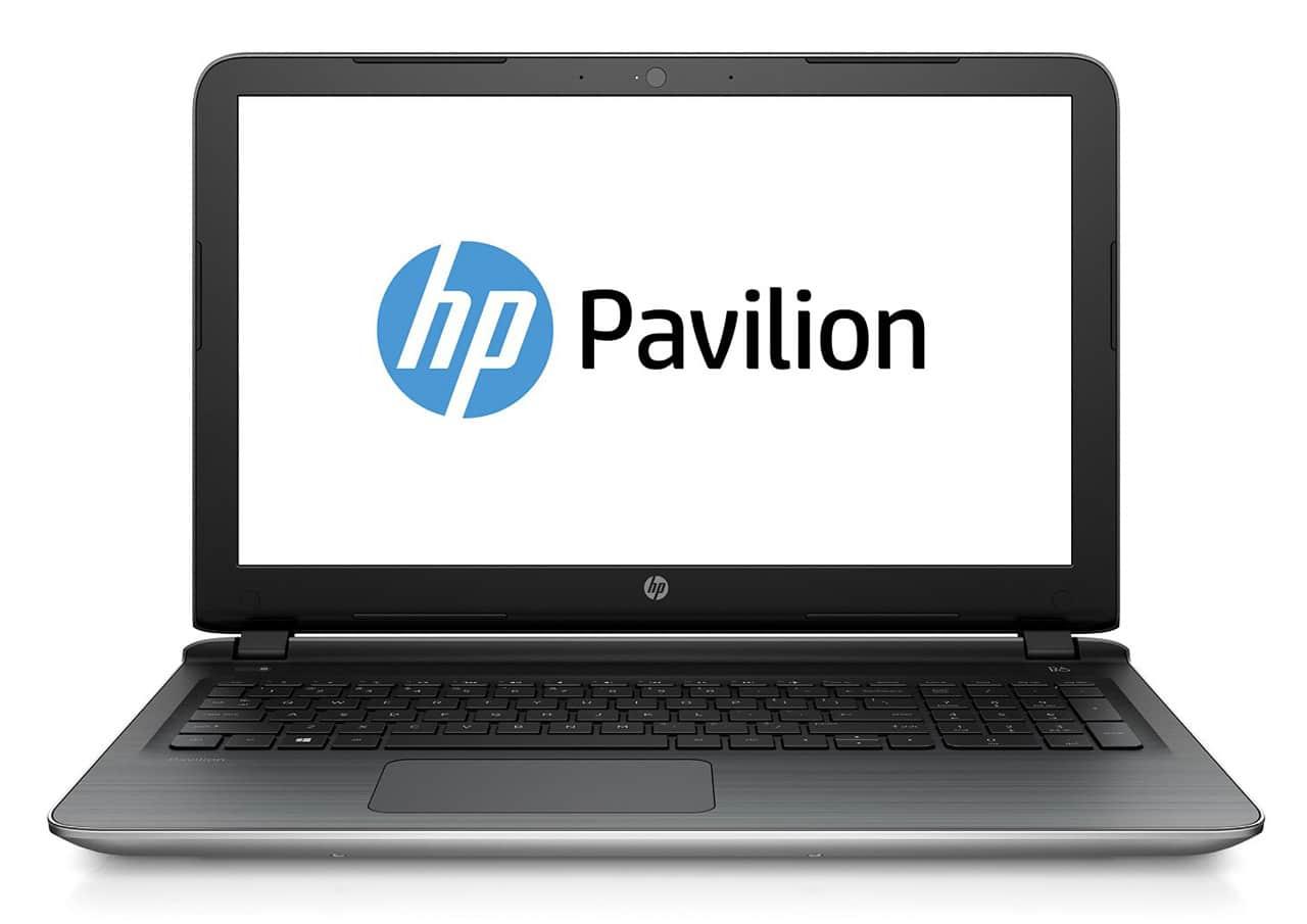 HP Pavilion 15-ab271nf à 799€, PC portable 15 pouces Full HD mat polyvalent
