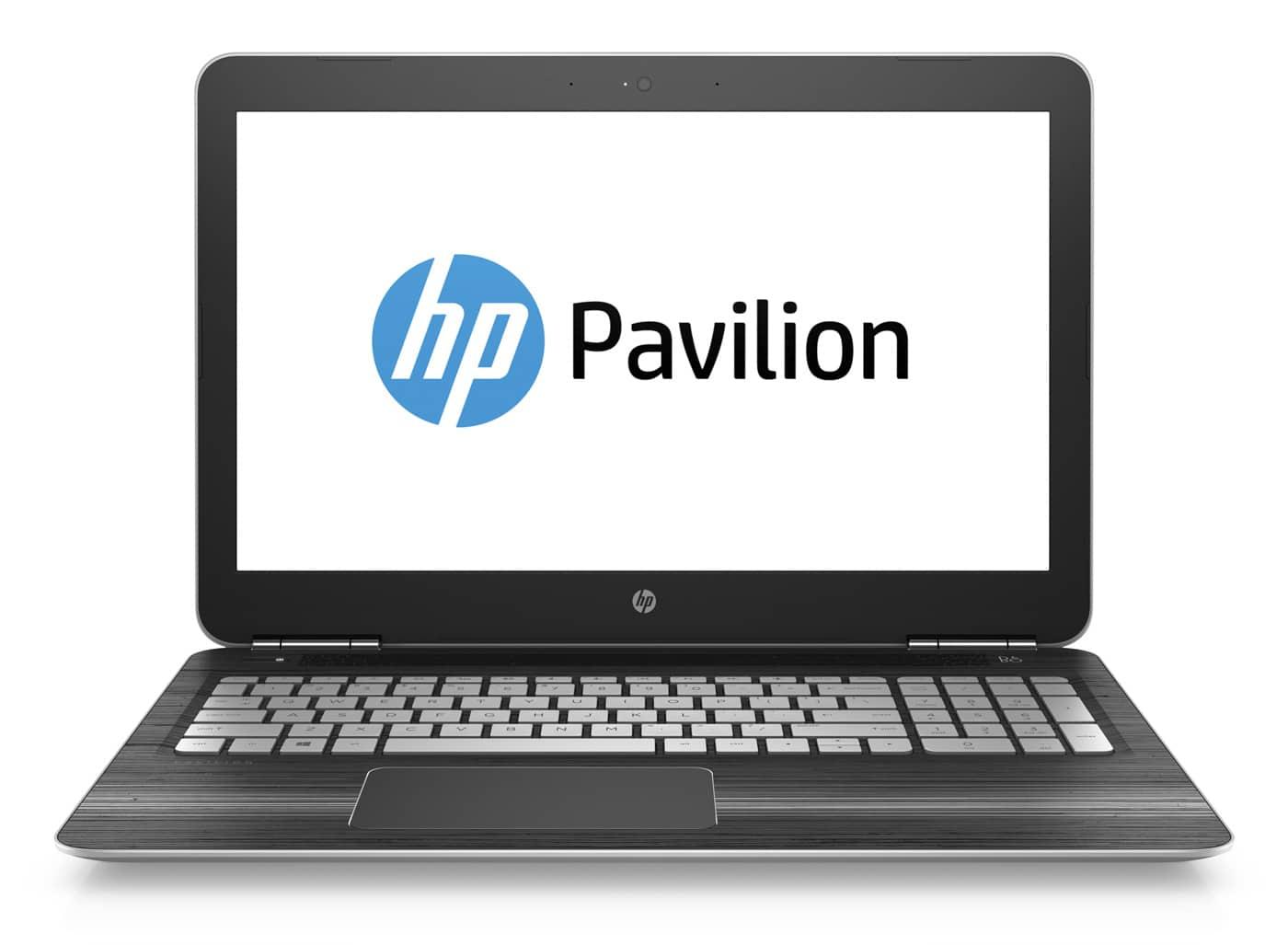 HP Pavilion 15-bc204nf, PC portable 15 pouces IPS GTX 1050 Kaby (699€)