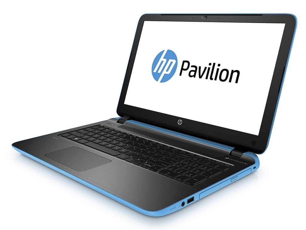 HP Pavilion 15-p016nf, un 15 pouces coloré idéal pour la bureautique à moins de 350€