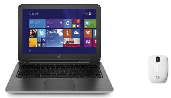 HP Pavilion 15-p232nf +souris à 569€ (-70€), PC portable 15 pouces Full HD mat