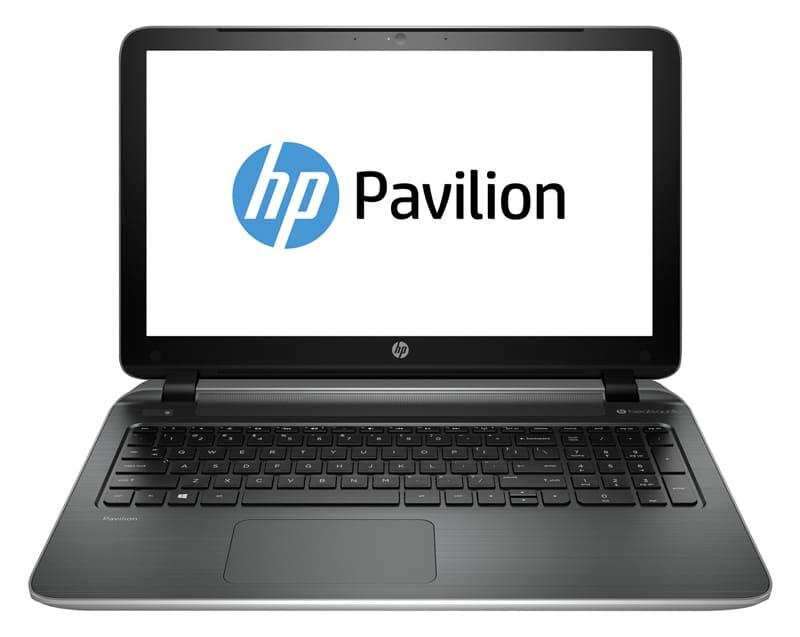 HP Pavilion 15-p263nf à 439€, PC portable 15 pouces Full HD mat
