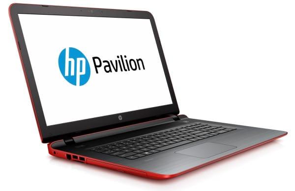 hp pavilion 17 g021nf pc portable 17 pouces bureautique rouge 624 laptopspirit. Black Bedroom Furniture Sets. Home Design Ideas