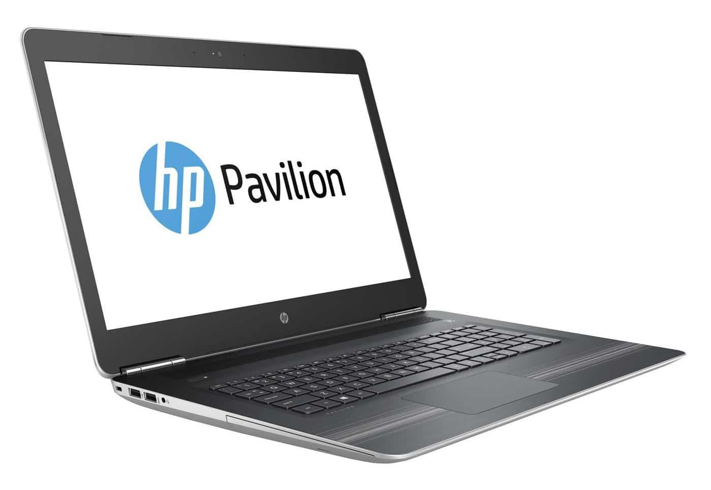 HP Pavilion 17-ab001nf, PC portable 17 pouces polyvalent Quad i5 SSD à 1199€