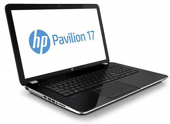 """HP Pavilion 17-e122nf, 17.3"""" avec Core i3 Ivy Bridge et 500 Go à 449€ (-50€)"""