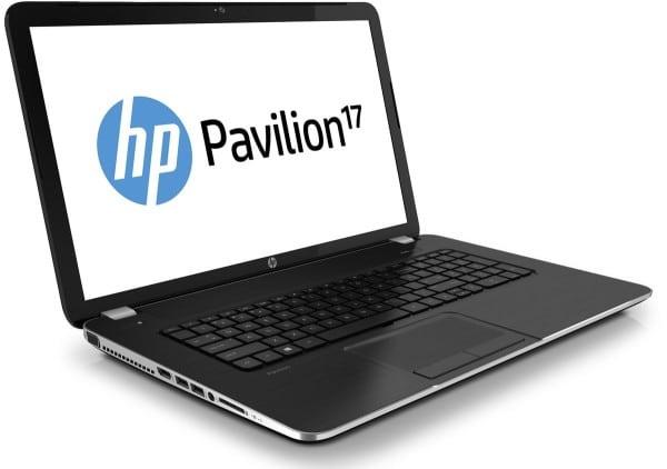 """HP Pavilion 17-e155nf, 17.3"""" à 470€ avec Pentium Dual Core Ivy Bridge, 6 Go, 1000 Go, Radeon HD8670M"""