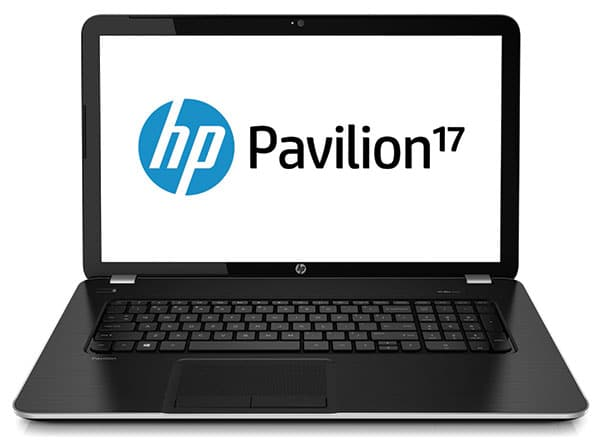 """HP Pavilion 17-e158nf, 17.3"""" avec APU Quad Core Kabini A4 et disque dur de 500 Go en vente flash à 293€"""