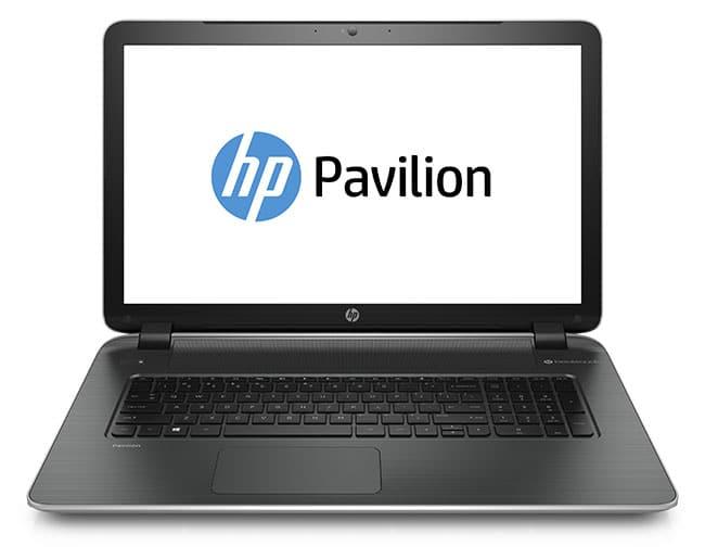 HP Pavilion 17-f201nf en vente flash à 469€, PC portable 17 pouces