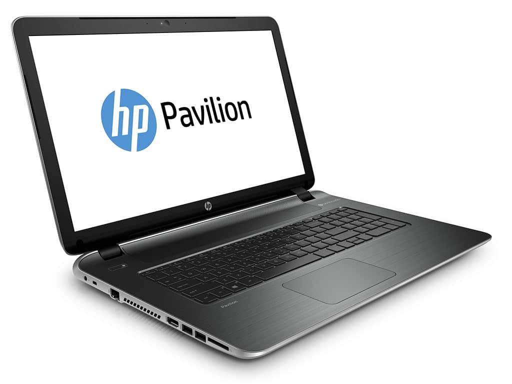 HP Pavilion 17-f201nf 3