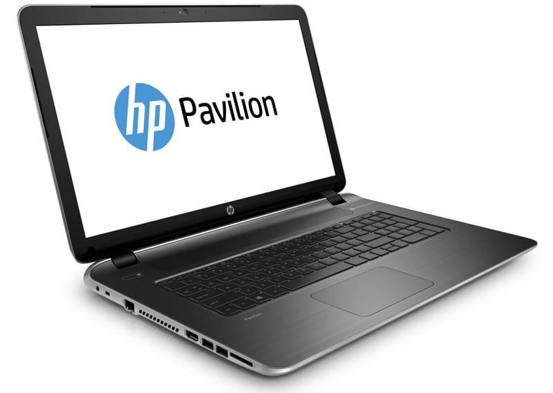 """<span class=""""toptagtitre"""">Promo 399€ ! </span>HP Pavilion 17-f205nf à 499€, PC portables 17 pouces polyvalent"""