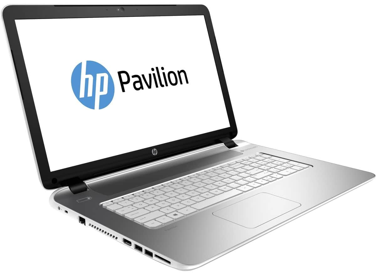 HP Pavilion 17-f217nf en vente flash à 549€, PC portable 17 pouces