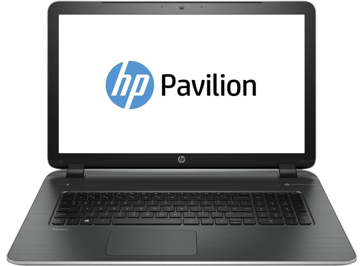 HP Pavilion 17-f229nf en vente flash pour 469€, PC portable 17 pouces