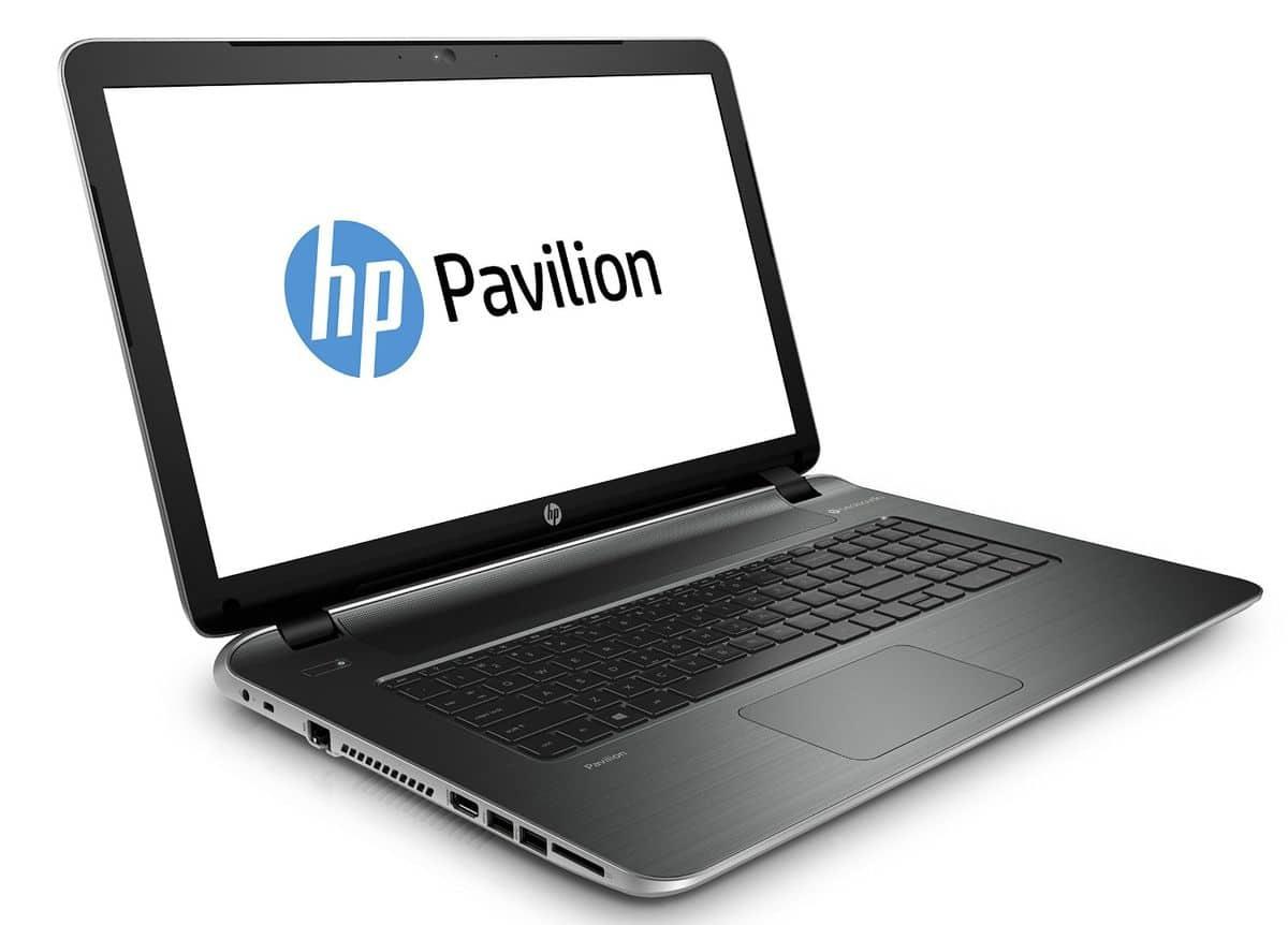 """<span class=""""toptagtitre"""">Soldes 469€ ! </span>HP Pavilion 17-f174nf à 499€ (-70€), un portable polyvalent 17.3"""""""