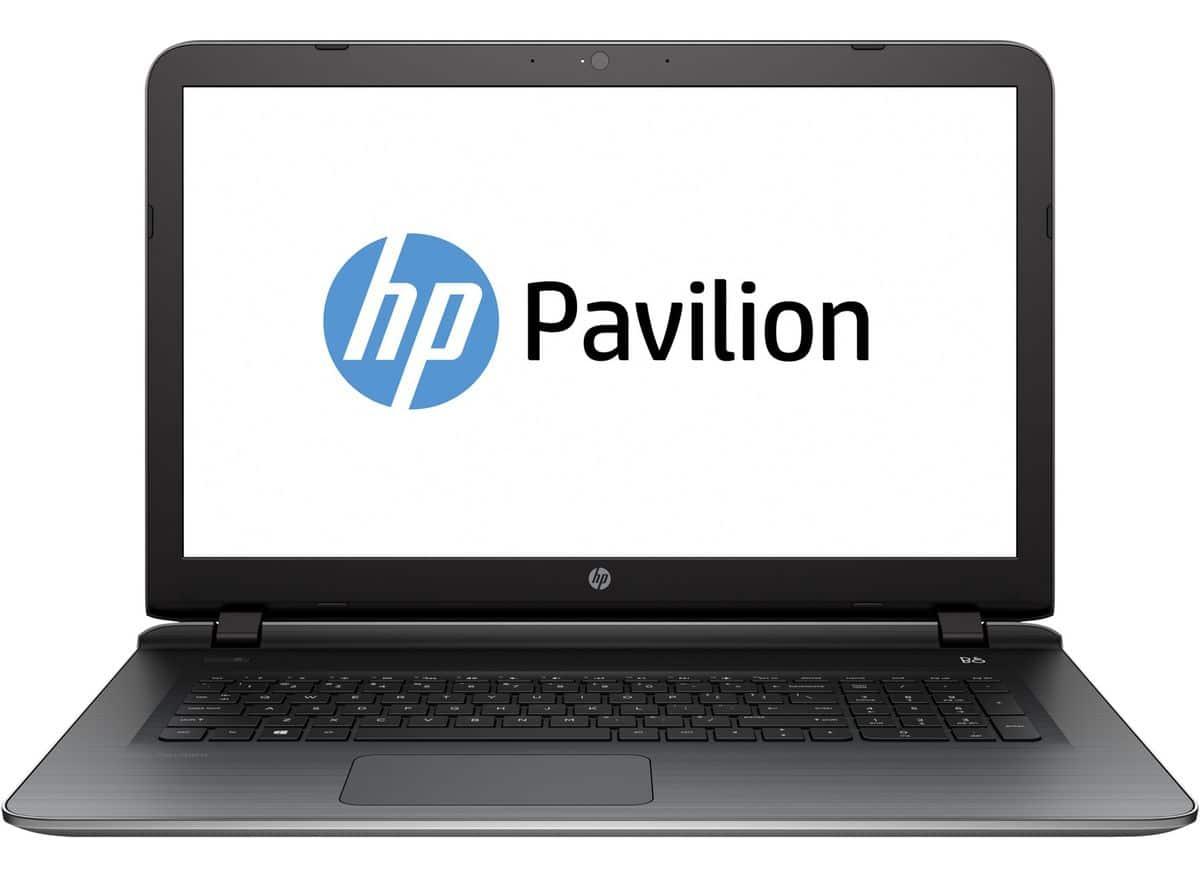 HP Pavilion 17-g009nf à 479€, PC portable 17 pouces Core i3 Radeon R7