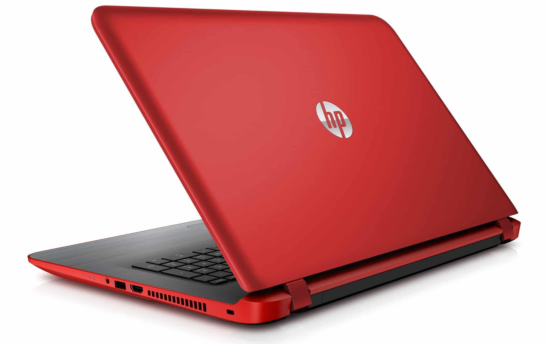 38e21e5d5a2541 HP Pavilion 17-g111nf à 599€ (-100€), PC portable 17 pouces rouge ...
